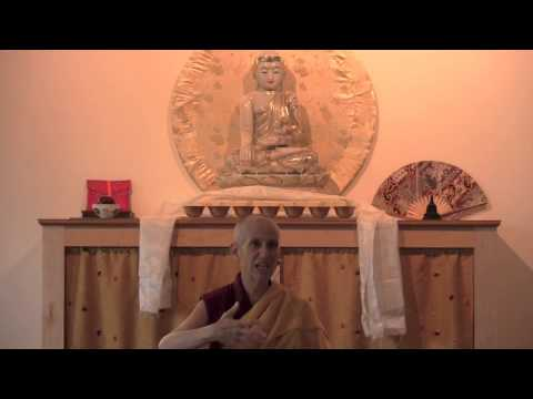 65 Aryadeva's 400 Stanzas on the Middle Way with Ven. Chodron 07-31-14