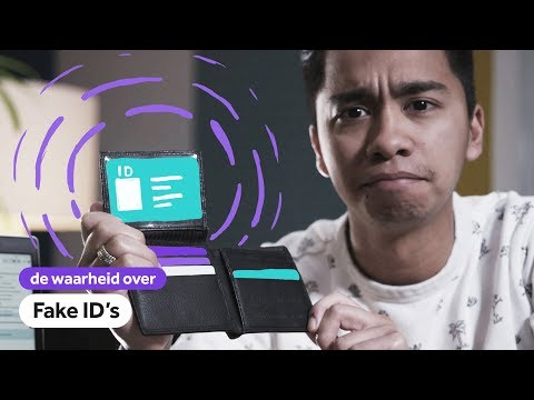 De GEVAREN van uitgaan met het ID VAN JE ZUS | De waarheid over FAKE ID's