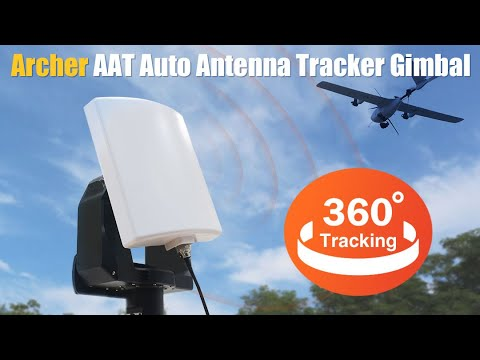 Best Auto Antenna Tracker Gimbal For Drones
