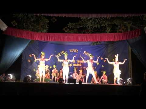 Lời Ru Âu Lạc - Nhóm múa Lại Hoàng