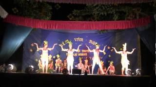Lời Ru Âu Lạc - Nhóm múa Lại Ho...