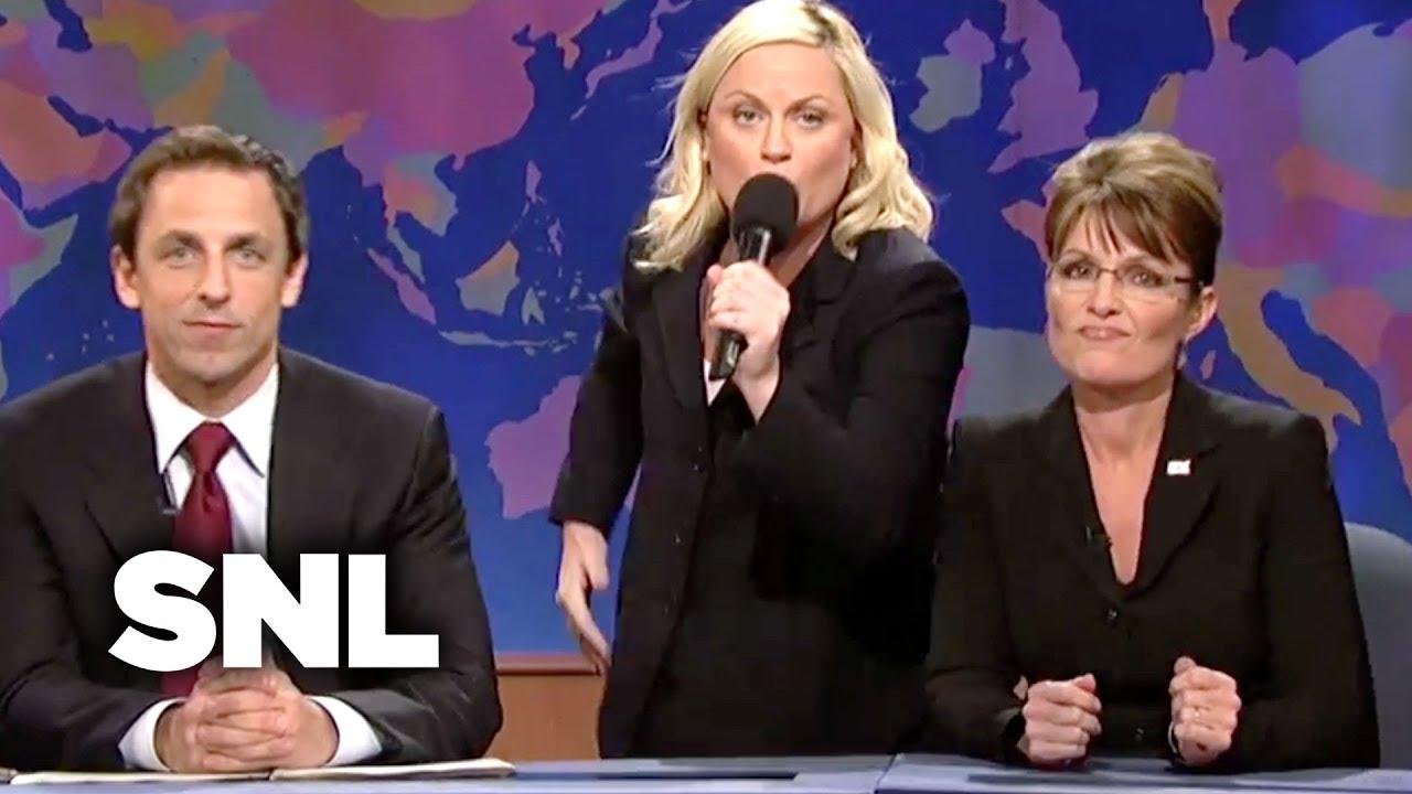 Weekend Update: Sarah Palin Rap - SNL