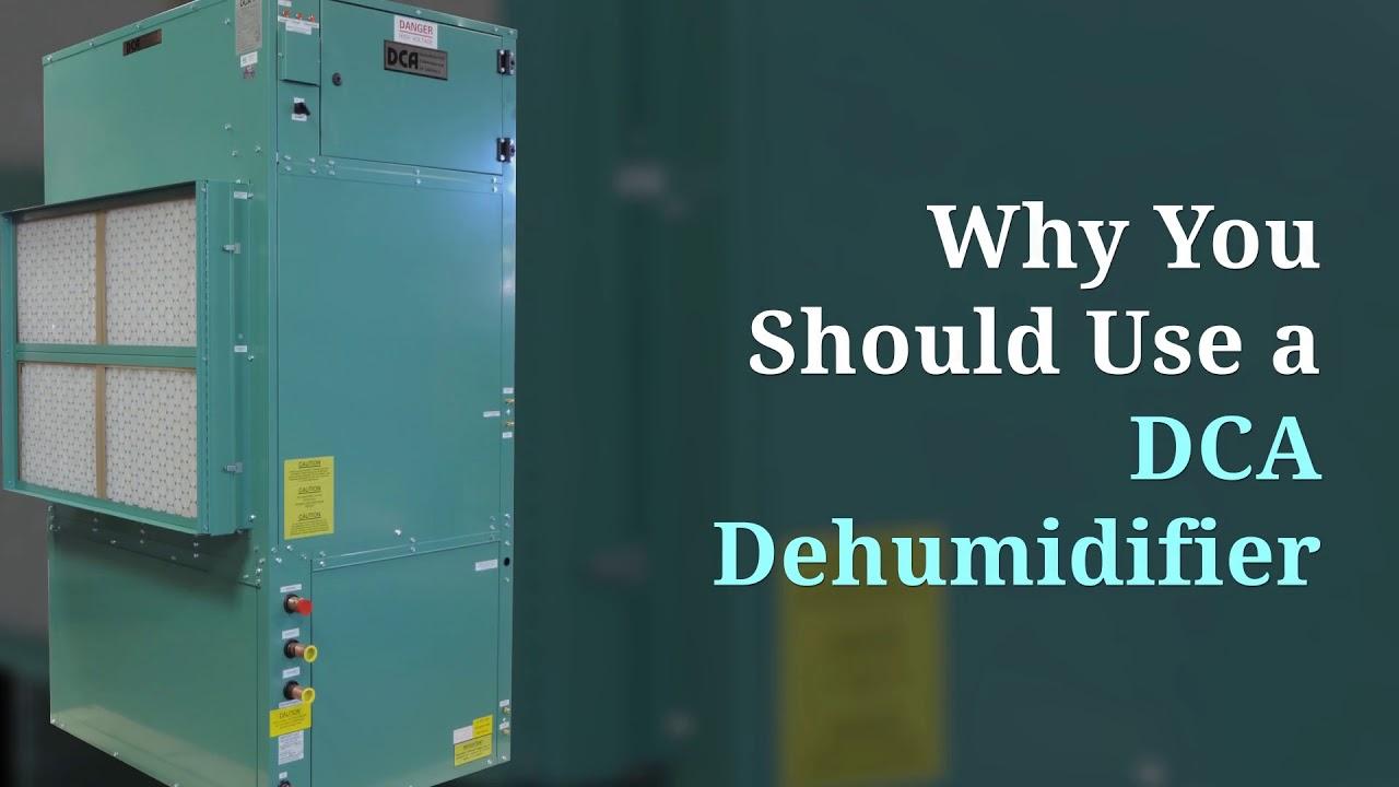 Indoor Swimming Pool Dehumidifiers - Dehumidification Units ...
