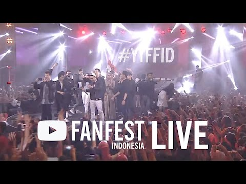 YouTube FanFest Indonesia 2015 - Livestream