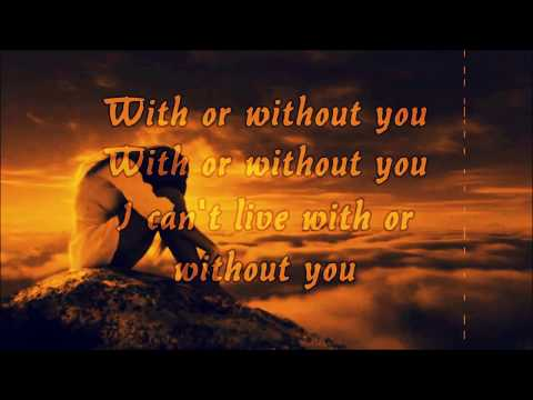 Mandelbarth   -  With or Without you - With Lyrics