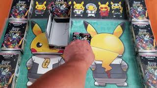 Opening Pokemon Japanese Ultra Shiny GX Booster Box Just Released Pulled 2 Shiny GX?