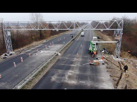 Житомир.info | Новости Житомира: Через тиждень в Житомирській області запрацює «розумна» система зважування вантажівок під час руху