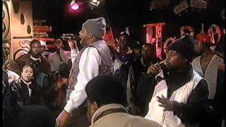 KRS ONE @ THE UPTOWN COMEDY CLUB 1993 PART 2