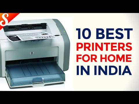 10 Best Printers for Home use in India with Price | Budget Printers for Home & Small Office use