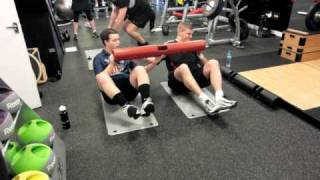 Circuit Training - Vipr And More At Bond Fitness