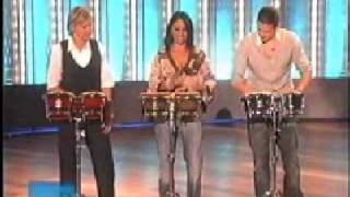 Sheila E on Ellen