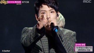 B.A.P - 1004(Angel), 비에이피 - 1004(천사), Music Core 20140301 thumbnail