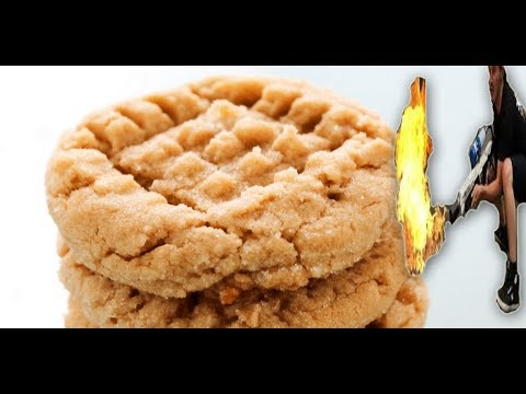 How To  Make Peanut Butter Weed Cookies That Get You High AF FAST!!!