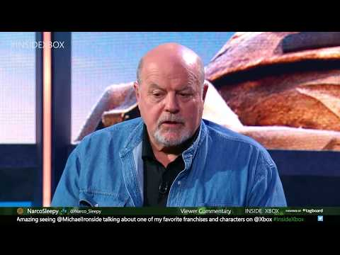 MICHAEL IRONSIDE Sam Fisher tells about the future of SPLINTER CELL