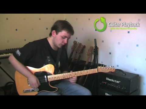 Guitar Playback Featured Artist- Lyle Watt