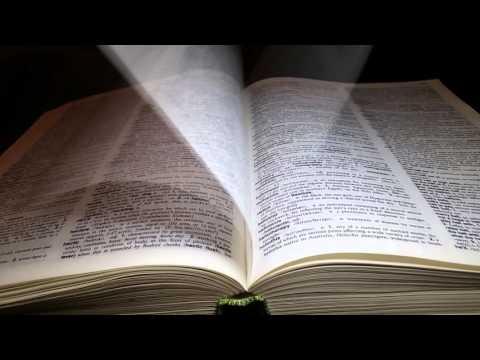 ASMR Whisper: Dictionary Readings