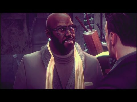 Saints Row IV - Story Parts (Part 8) - Rescuing Ben King & Game of Clones