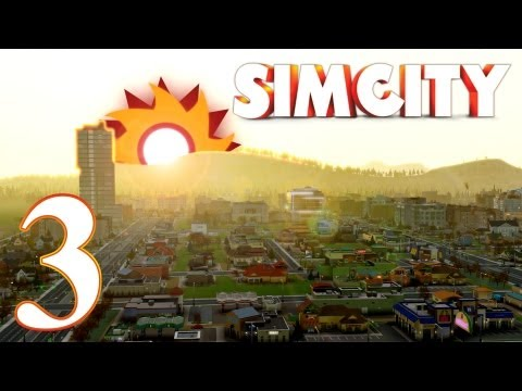 SimCity - Episode 3 - Solaria Region ...Ocean-Front Property!...