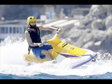 Jared Leto in Capri, Italy AXEL F (FUNNY)