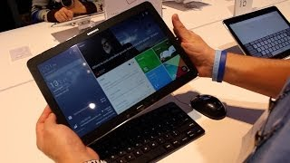 Galaxy Tab Pro and Note Pro Tablets