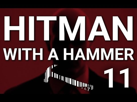 Hitman With a Hammer Episode 011: Off to Morocco