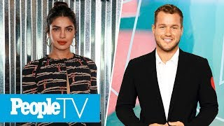 Priyanka Chopra On Starting A Family, Live 'Bachelor' Recap With Caila Quinn | PeopleTV