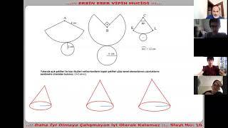 Geometrik Cisimler Koni 3