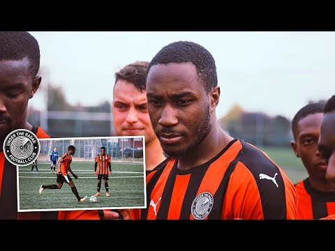 Under The Radar FC - THE GOAL MACHINE??