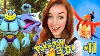 OUR MOST SUCCESSFUL CAPTURES EVER!!! 😊🙌 - POKEMON 3D #11!  (Pokemon Ark Mod!)