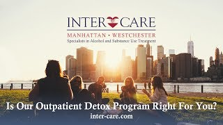 Outpatient Detox - INTER-CARE's outpatient detox program in New York City