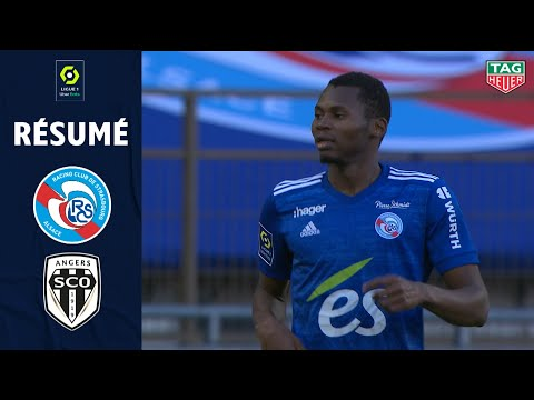 Strasbourg Angers Goals And Highlights