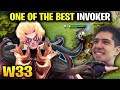 W33 INVOKER - ONE OF THE BEST