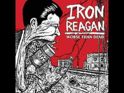 Iron Reagan - Paycheck