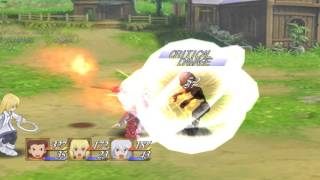 Tales of Symphonia - Gameplay PC - Steam