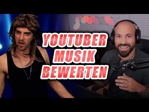 """YTITTY – (Helene Fischer – Atemlos durch die Nacht PARODIE) / Ich bewerte """"MUSIK"""" von Youtubern"""