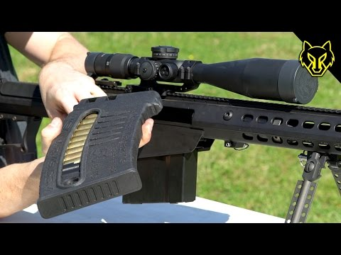 Thumbnail: How to Load a California .50 Cal Quickly with MA Loader