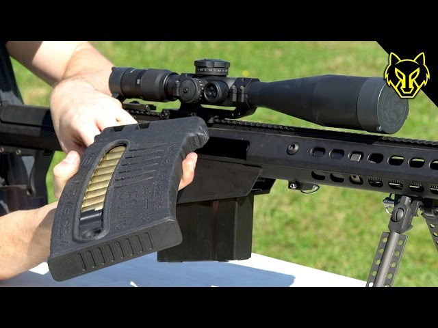 How to Load a California .50 Cal Quickly with MA Loader