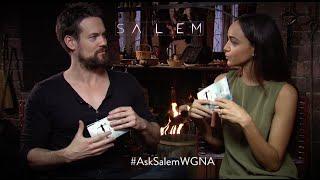 SALEM: Ask Salem with Shane West & Ashley Madekwe