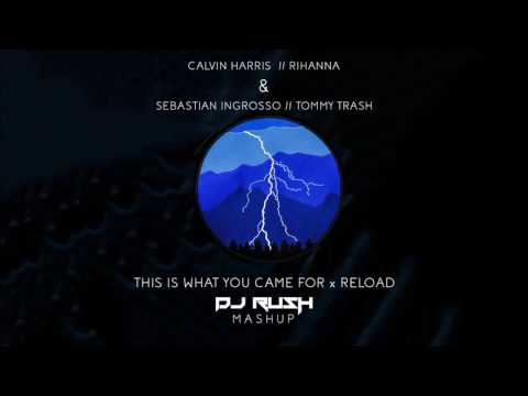 THIS IS WHAT YOU CAME FOR x RELOAD - Dj RuSh mashup