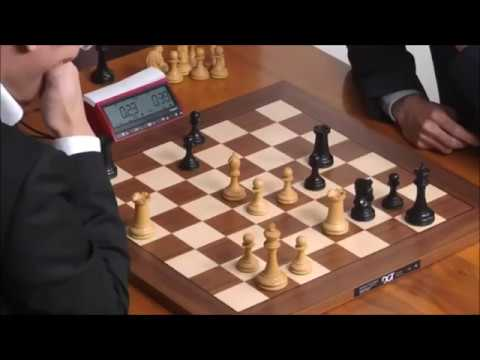 CARUANA LOST A COMPLETELY WINNING POSITION AGAINST LE QUANQ LIEM!!!