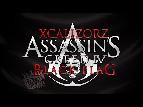 Royal Misfortune - Assassin's Creed 4: Black Flag PC pt.35 [12/10/13 Streamtown]