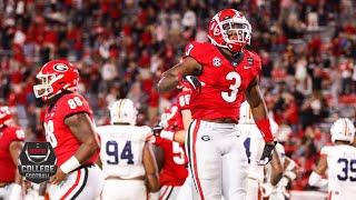 Auburn Tigers vs. Georgia Bulldogs | 2020 College Football Highlights