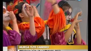 Vivo Vivo en Argentina - Murga: Tute Cabrero 11-02-13 (1 de 3)