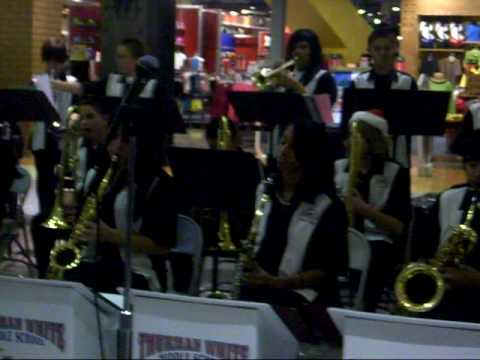 Thurman White Middle School Jazz Band