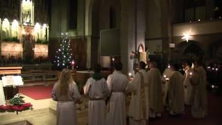 """Christmette 2012: Segen und Lied """"Stille Nacht, heilige Nacht"""" (Teil 3)"""