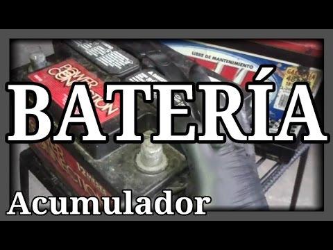 Batería, Acumulador, Datos Importantes!