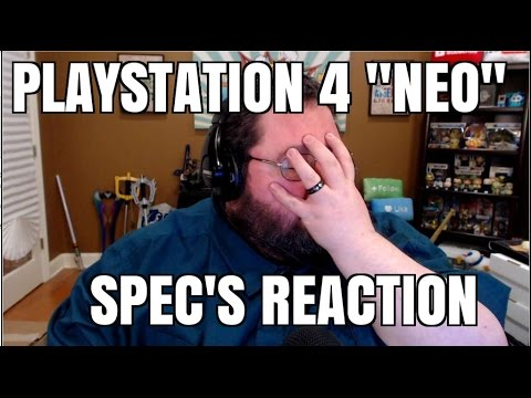 Playstation 4 PRO: My real reaction