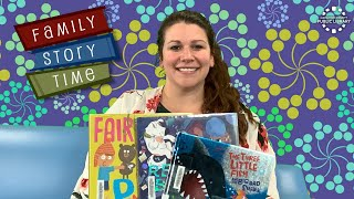 video thumbnail: Family Story Time - Fractured Fairy Tales!