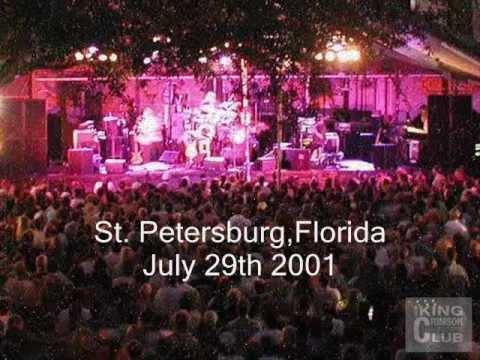 King Crimson   The ConstruKCtion of Light St Peteersburg,Fl 01