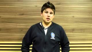 A Escola do Legislativo mudou a minha vida - Lucas Sagiorato